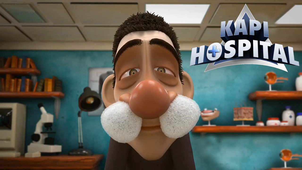 Kapi Hospital - Spitalsimulation als Browsergame