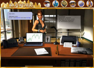 Kapiworld Server 2 im Browsergame online