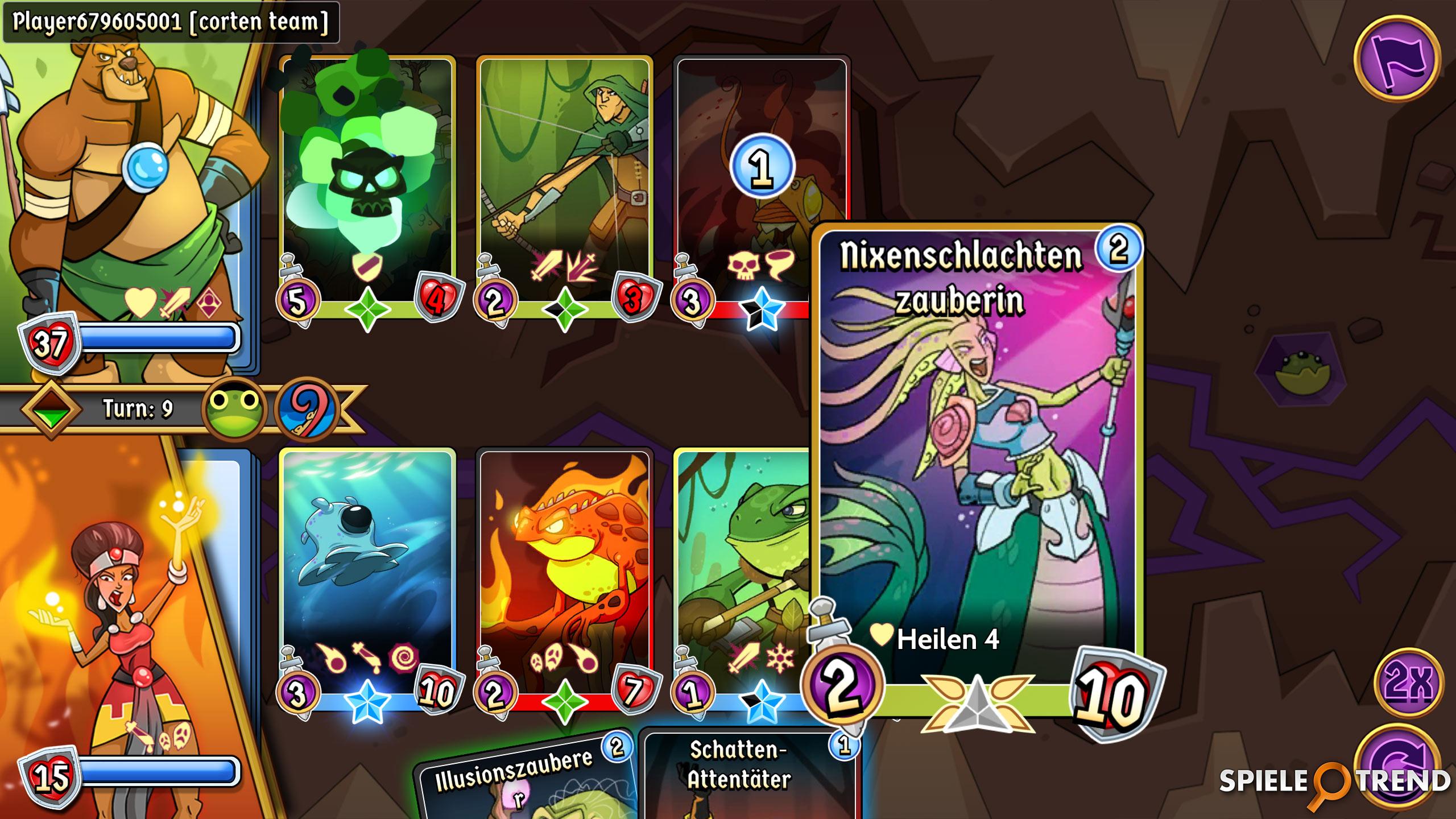 Spellstone Das Online Kartenspiel Spieletrend