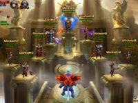 Die Open-Beta des Browser-MMORPGs Kingdom Rift