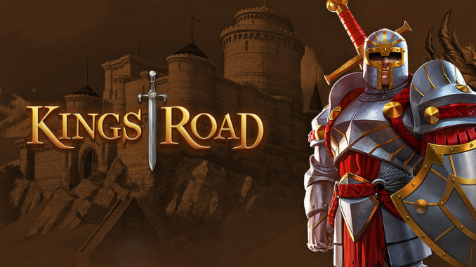 KingsRoad - Top Hack and Slay Rollenspiel