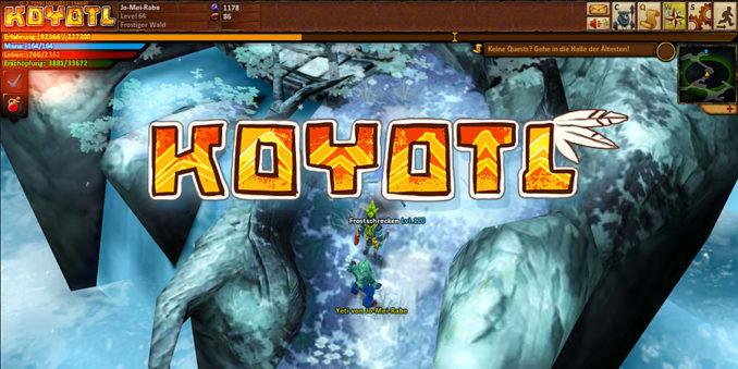 Koyotl als Socialgame online spielen