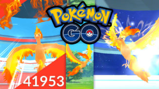 Erster Lavados Raid in Pokémon GO
