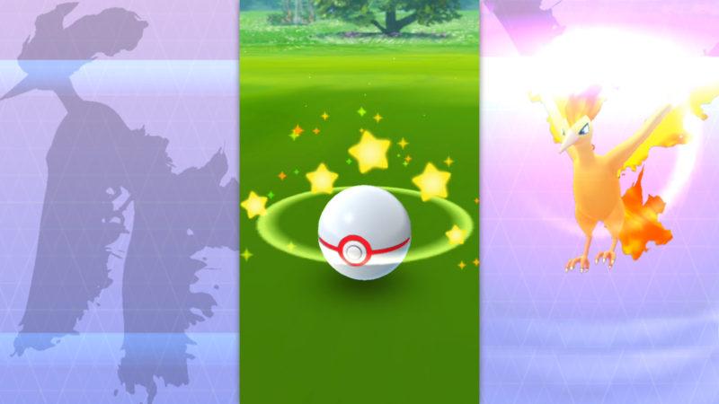Lavados Pokémon GO