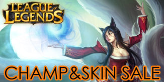 League of Legends: Ahri im Angebot (27. - 30. Juli 2012)