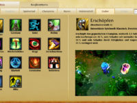 League of Legends: Beschwörerzauber