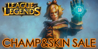 League of Legends: Ezreal im Sale (15. - 18. Mai)