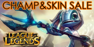 League of Legends: Fizz im Sale (08. - 11. Mai 2012)