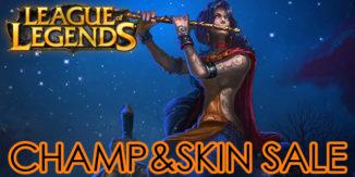 League of Legends: Göttliche Soraka im Angebot (03. - 06. August 2012)