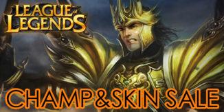 League of Legends: Jarvan IV im Sale (14. - 17. August 2012)