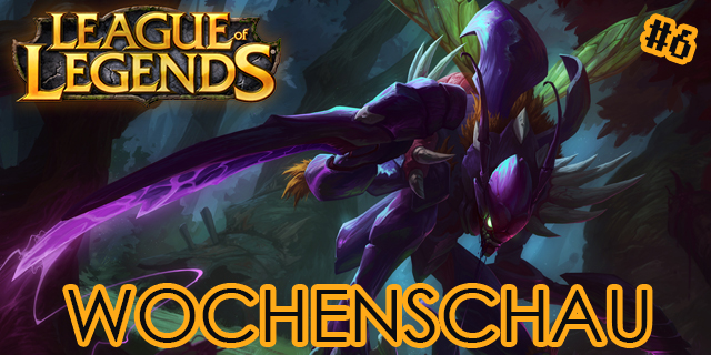 League of Legends: Kha'Zix und Season 2 Finals (Wochenschau #6)