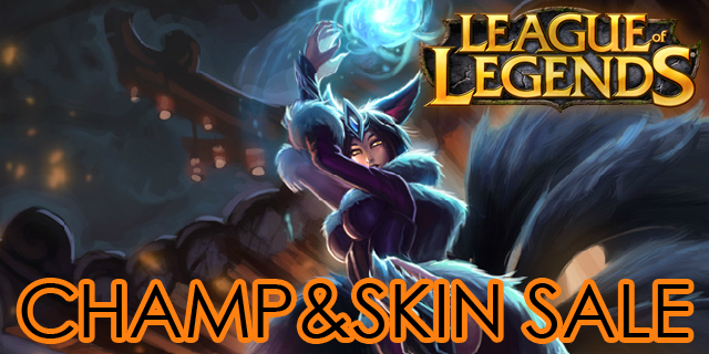 League of Legends: Mitternacht-Ahri Sale - Juli 2012