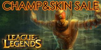 League of Legends (LoL): Champion & Skin Sale zu Ostern