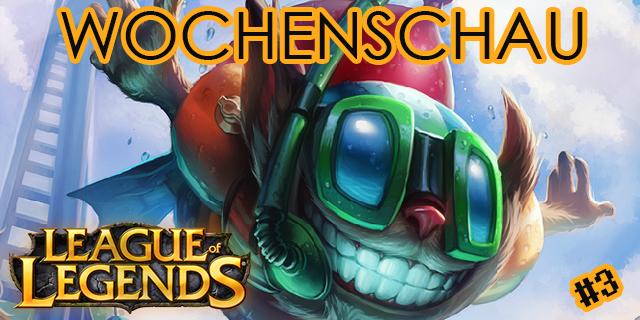League of Legends: Poolparty-Ziggs und Lifeguard-Renekton? (Wochenschau #3)
