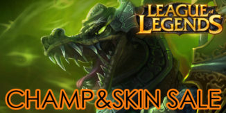 League of Legends: Renekton im Juni Sale (12. - 15. Juni 2012)