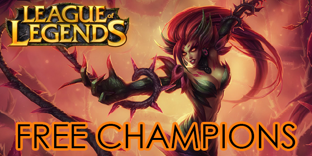 League of Legends: Zyra free-to-play (Season 2 - Woche 38)