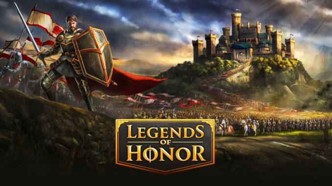 Legends of Honor - Kostenloses Aufbaustrategiespiel 2015/2016