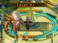 Level 5 erreicht im Onlinespiel