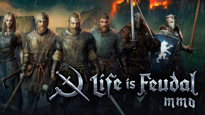 Life is Feudal MMO 2017 auf Deutsch