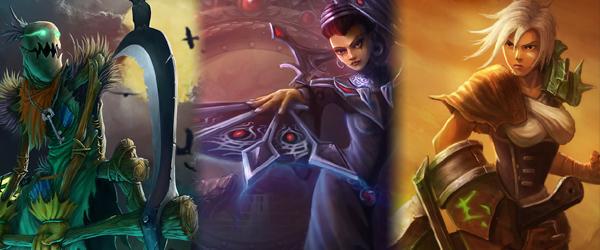 League of Legends: Zweites Aprilwochenende - Champion Sale