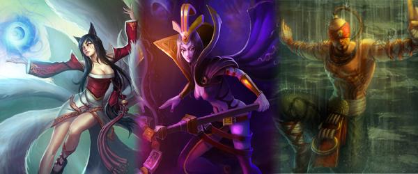League of Legends: Champion Sale am Oster-Wochenende