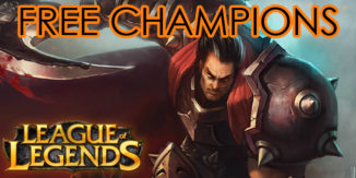 League of Legends: Darius (F2P-Rotation) - 28. Woche