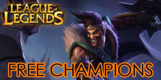 League of Legends: Draven free-to-play (Season 2 - Woche 31)