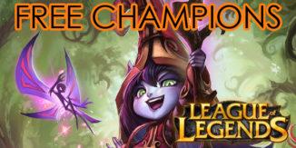 League of Legends: Free to Play Helden der 20. Woche (S2)