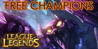League of Legends: Free 2 Play Champions - Season 2: Woche 21