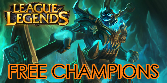 """League of Legends: Hecarim in der """"Free 2 Play""""-Rotation"""