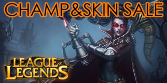 League of Legends: Sale von 17. bis 20. April 2012