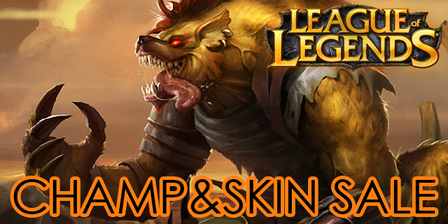 League of Legends: Hyänen-Warwick im erste Juni Sale