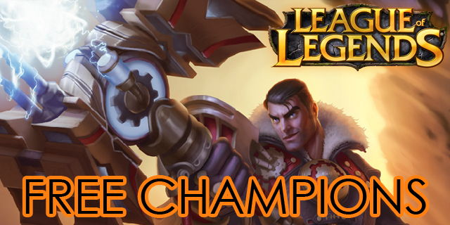 League of Legends: Jayce free-to-play (Woche 35)