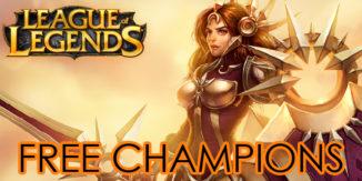League of Legends: F2P-Rotation mit Leona (Season 2: Woche 30)