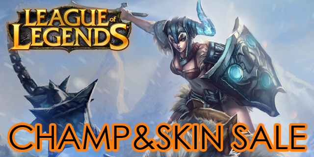 League of Legends: Sejuani verbilligt im LoL-Shop