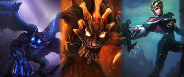 League of Legends: Zweites Aprilwochenende - Skin Sale