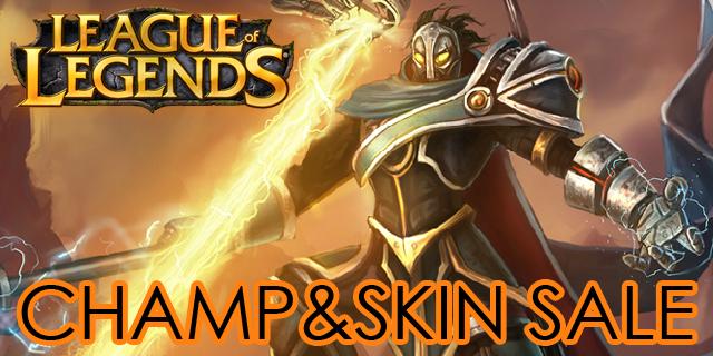 League of Legends: Viktor im Sale (05. - 08. Juni 2012)