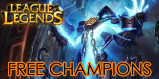 League of Legends: Xerath free-to-play - Season 2: Woche 29