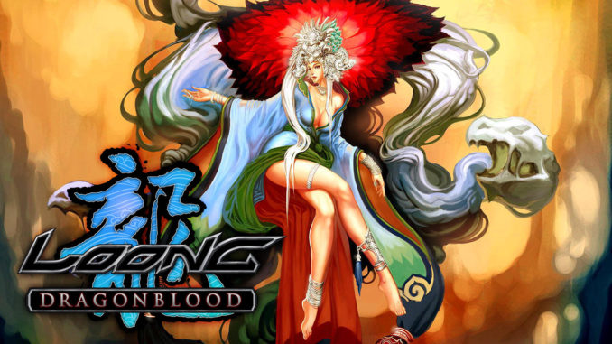 Loong startet Event im Oktoberfest