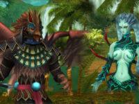 Aldor/Viperia, neue Bosse im Wuyi-Dschungel