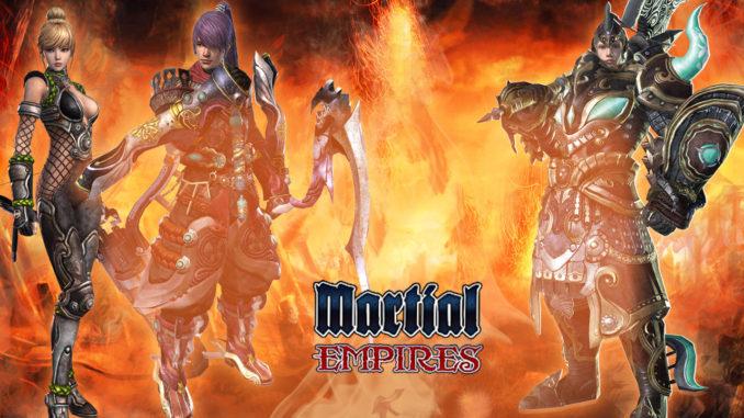 Martial Empires MMORPGs