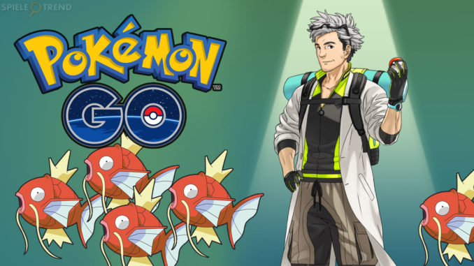 Massentransfer in Pokémon GO und 2. Gen