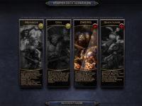 Die Klassen/Einheiten der Lords