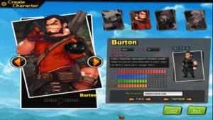 Metal Assault Klasse Burton