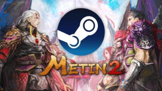 Metin2 MMO-Rollenspiel auf Steam