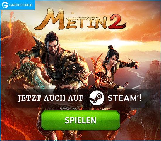 Steam-Release des MMOs