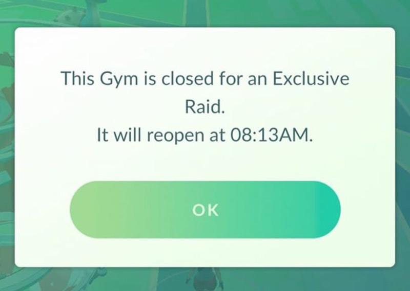 Neue Pokémon GO Raids