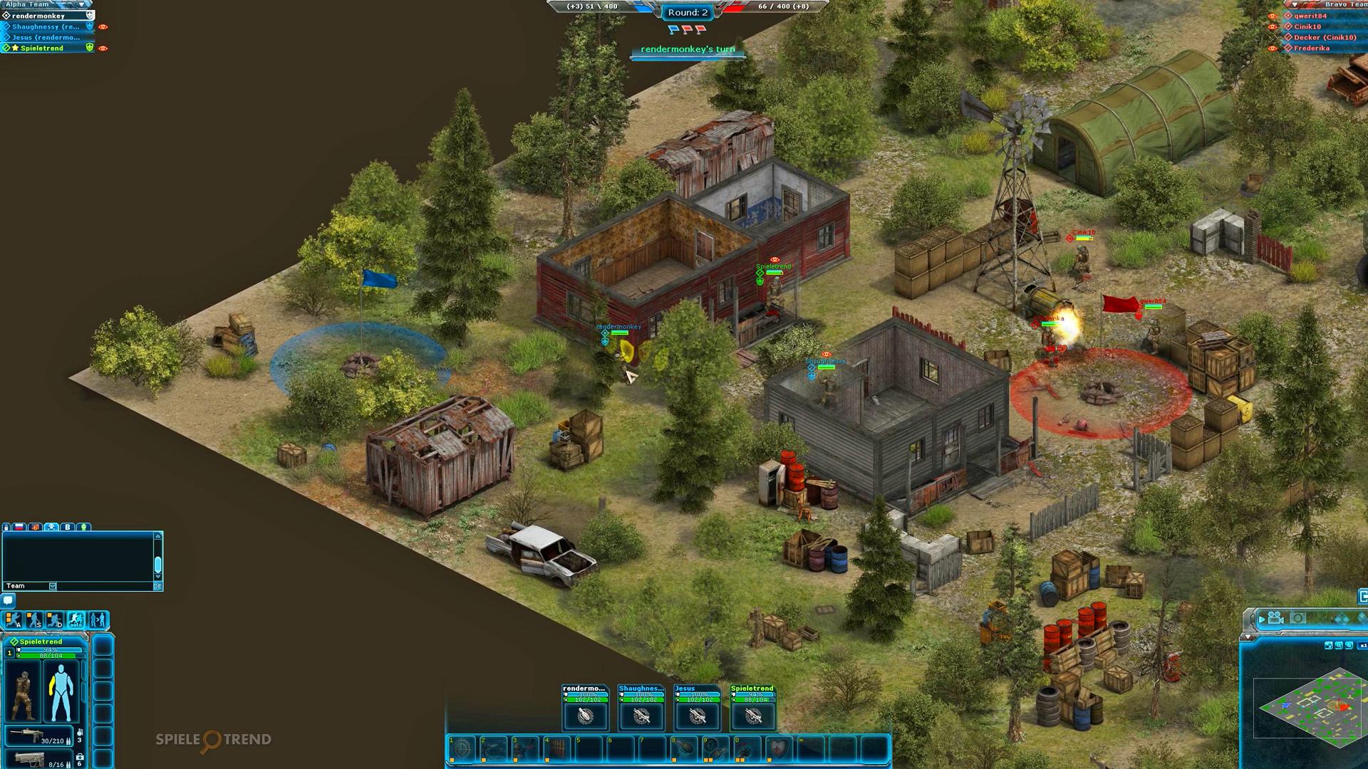 Militär Spiele