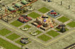 Krieg, Militär und Aufbau im Strategie-Browsergame