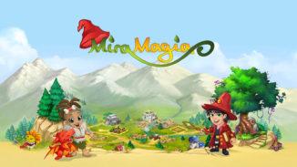 Miramagia, als Zauberer online spielen